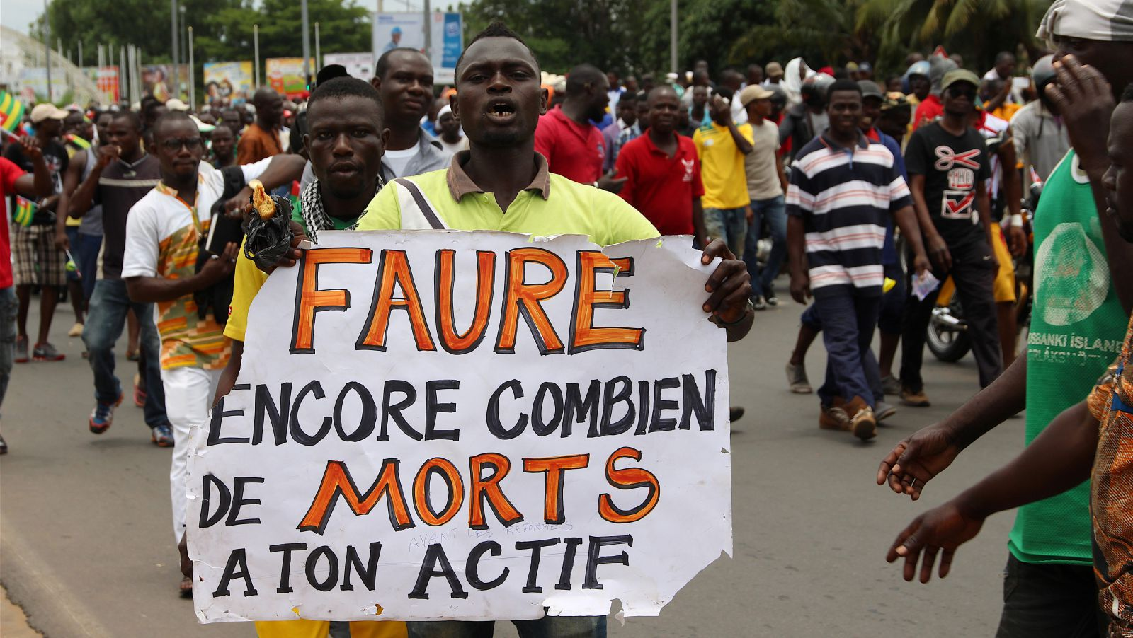Togolese Government Blocks WhatsApp Ahead of Anti-government Protest