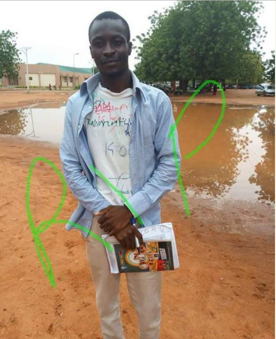 University Student Dies After His Final Year Exam (Photos)