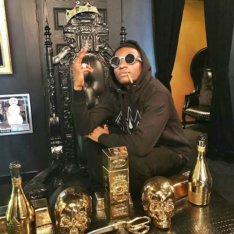 Superstar Singer, Wizkid Named in 2018 Guinness Book of World Records