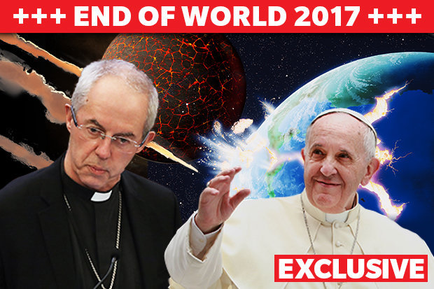 {filename}-Is The World Truly Ending Today? Church Leader Finally Speaks Out On The Matter
