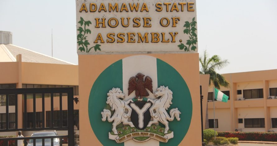 Drama as Adamawa State Assembly Removes Its Deputy Speaker ... Yobe State House Of Assembly