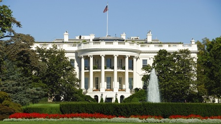 Tension Around White House as Man is Nabbed Near Building With 9 Guns Inside His Car