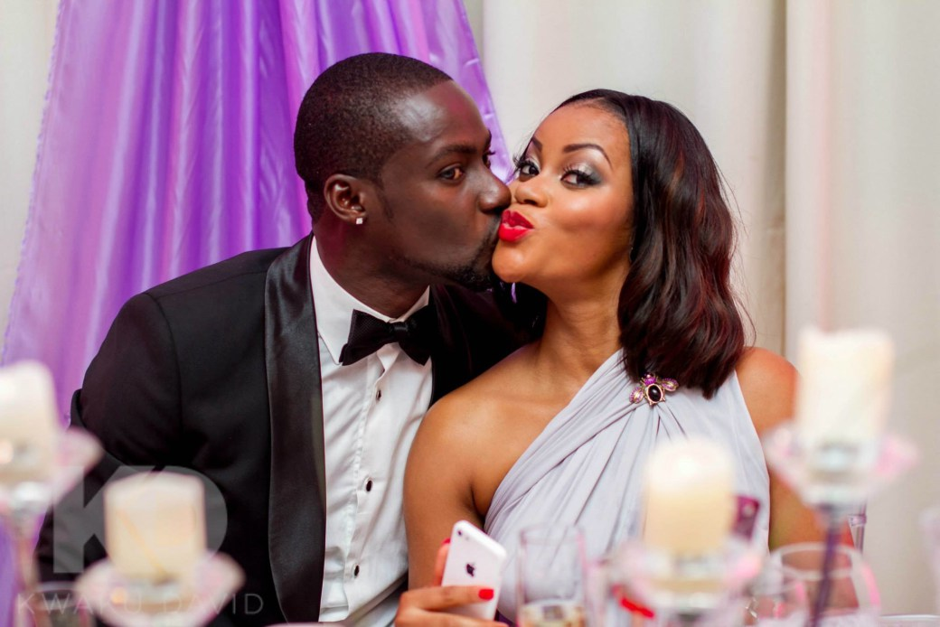 Popular Ghanaian Actor, Chris Attoh Reveals That His Marriage of 2-Years with Nollywood Actress Damilola Has Crashed