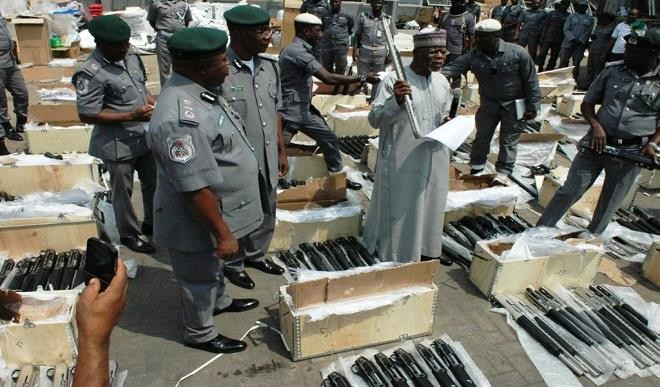 How Gun Importers Tried To Bribe Customs Officials With N1.4m in Lagos