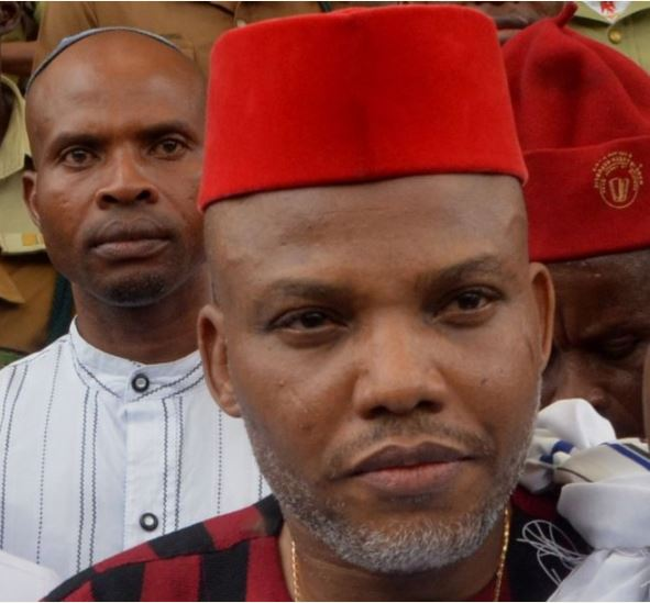 Army: Kanu Not in Our Custody