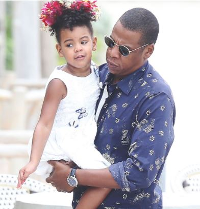 Rap Legend, Jay-Z Reveals 'The Most Beautiful Thing' His 6-Year-Old Daughter Ever Said To Him (Video)
