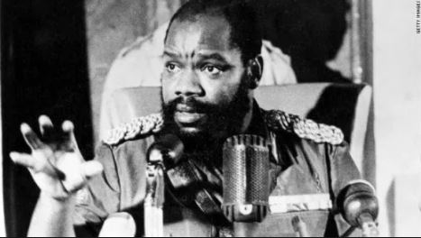 Famous Bunker Used By Ojujwu During The Biafran War Set To Be Converted To Tourist Site