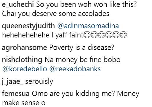 Fans React As Korede Bello Shares Epic Throwback Photo Of Himself Online finalgist