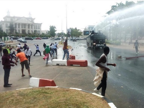 Police Finally Speaks On The Arrest Of 115 Shiite Members During Monday Protest In Abuja