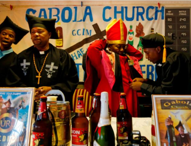 alcohol in the church Alcohol methodism has been closely associated in many people's minds with total abstinence from alcohol so are all methodists teetotalers no the church has always highlighted the dangers of alcohol misuse and the damage it causes to personal well-being and social relationships.