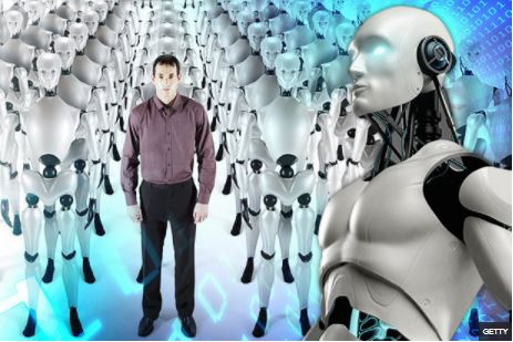 Robots Will Outnumber Human Beings And Rise To 9.4 Billion In 30 Years - Expert Makes New Claim