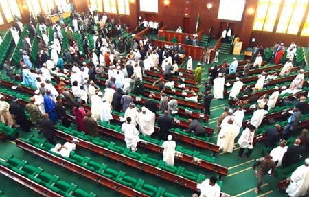$496m Tucano Fighter Jets: Reps In Rowdy Session Over Calls For President Buhari's Impeachment