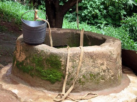 Oh No! Woman Falls Inside Well After Suffering Epilepsy Attack While Fetching Water .