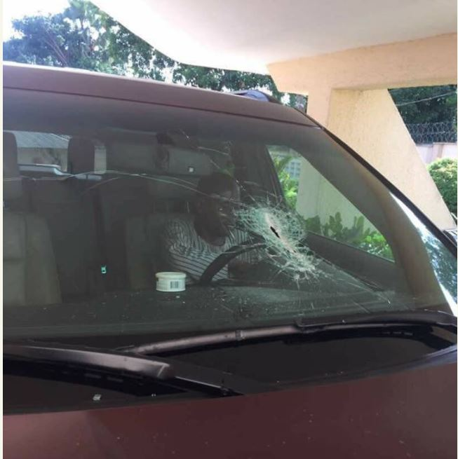 DRUMS OF 2019: APC Senator Narrowly Escapes Assassination In Kaduna During Party Meeting (Photos)