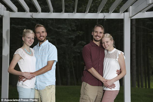 Meet The Identical Twin Brothers Who Are Set To Marry Identical Twin Sisters And Live In The Same House