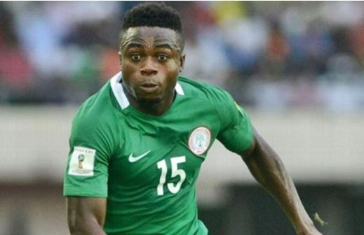 Super Eagles Forward, Moses 'Sacked' By His Club