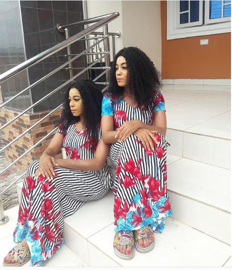 HOT!!!: PHOTOS: Check Out These Beautiful Photos Of Nollywood Twin Divas, Tracy And Treasure Daniels