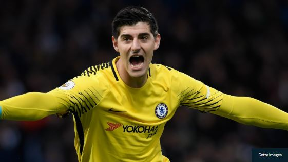 Chelsea Confirm 35m Euros Courtois Sale To Real Madrid