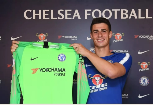 BREAKING NEWS: Chelsea signs world most expensive Goalkeeper In A Record-breaking Deal (Photos)