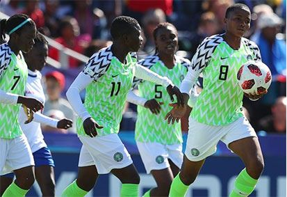 FIFA U-20 Women World Cup: Super Falconets Beat Haiti 1-0