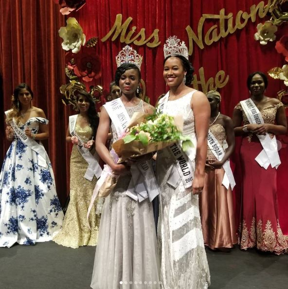 Beautiful Nigerian Lady, Adesuwa Osayaren Emerges 2018 Miss Nations Of The World (Photos)