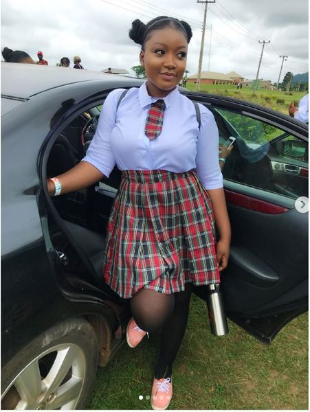 HOT!!!:  UKWU'S ON UNIFORM – UNIOSUN Graduating Students Attempt To Break The Internet With These Alluring Photos