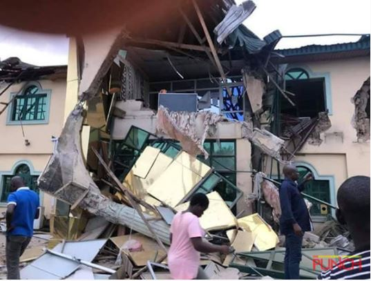 Yinka Ayefele Laments On Facebook Over Demolition Of N800m Music House