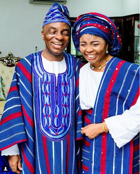 Bishop David Oyedepo And His Wife, Faith, Celebrate 36th Wedding Anniversary, Share Photos