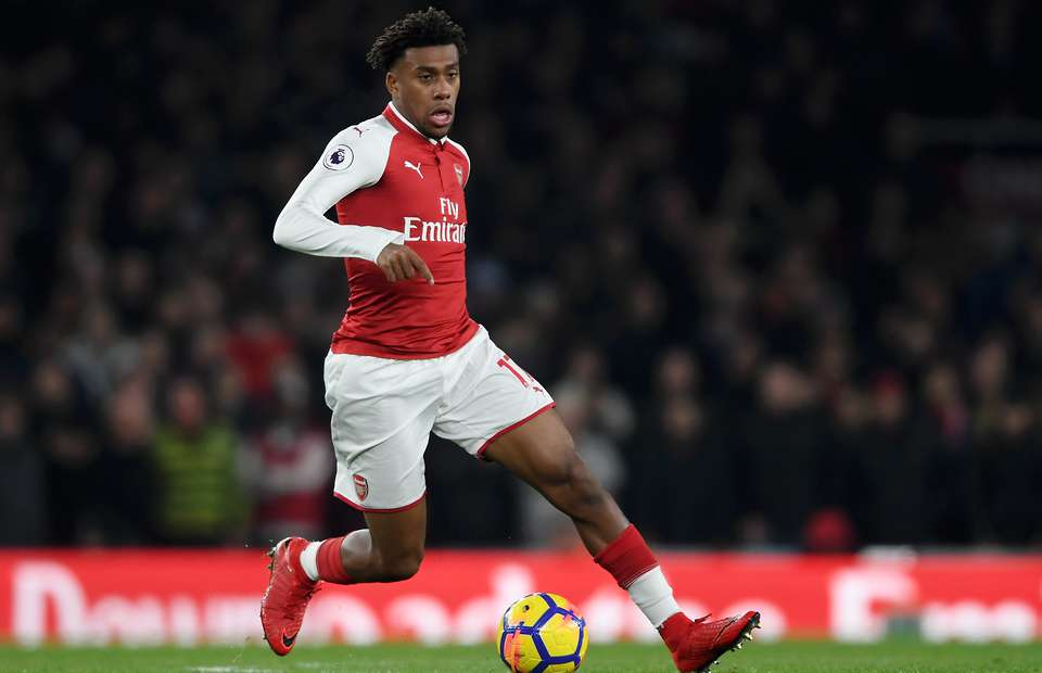 How Super Eagles Star, Alex Iwobi, Makes And Spends His Millions (Photos)