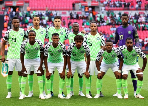 BREAKING: Coach Rohr Releases List Of Players For AFCON Qualifiers