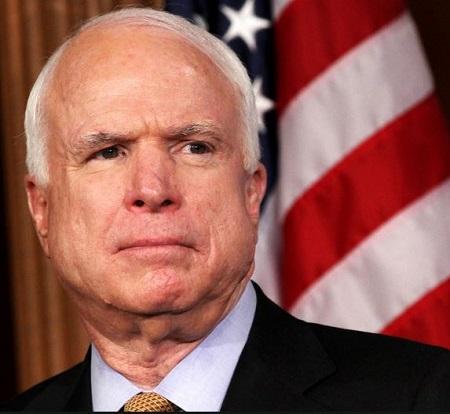 Famous US Senator John McCain Dies At 81