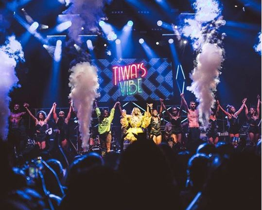 So Much Glitz: Check Out The Stunning Photos From Tiwa Savage's Concert Held In London