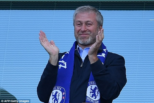 Chelsea Billionaire Owner, Roman Abramovich 'Puts Club For Sale'
