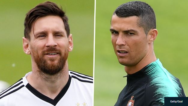 Ronaldo Should Have Stayed At Real Madrid Like Messi Has At Barcelona - Van Der Vaart