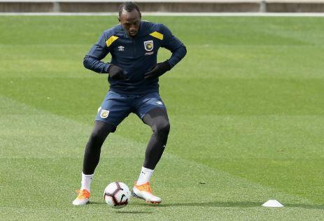 Usain Bolt Set To Make Football Debut