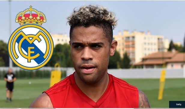 Look at who would be wearing Ronaldo's No 7 jersey at Madrid