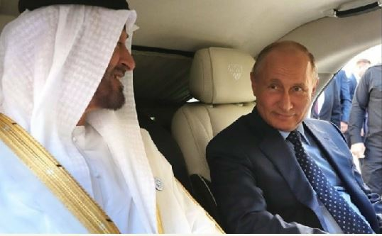Russian President, Vladimir Putin Showcases His World Class Car