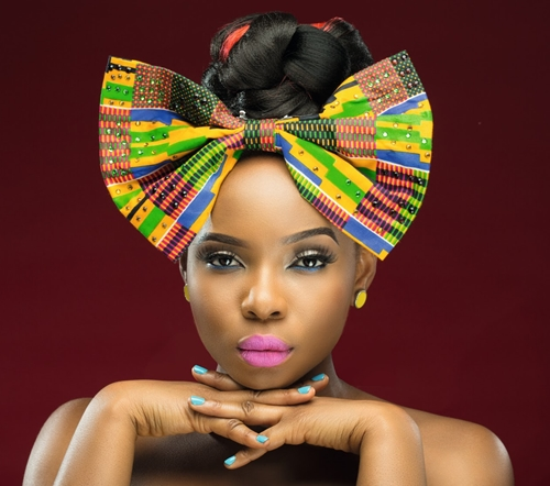 Yemi Alade Teases Fans In Raunchy Bathtub Photo While Enjoying A Bubble Bath (Video)