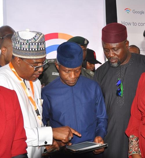 Google Lauches Free Wi-Fi Facility In Abuja