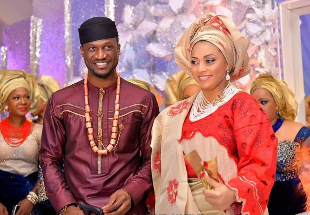 Check Out The Nigerian Celebrities Who Married Older Women