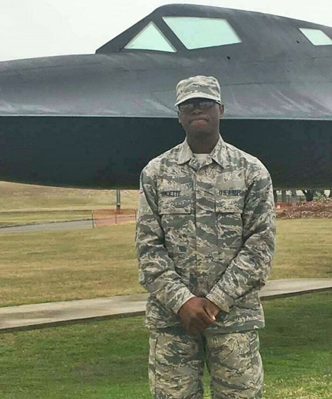 19-year-old Man Reportedly Becomes The Youngest Nigerian To Fly US Air Force Plane