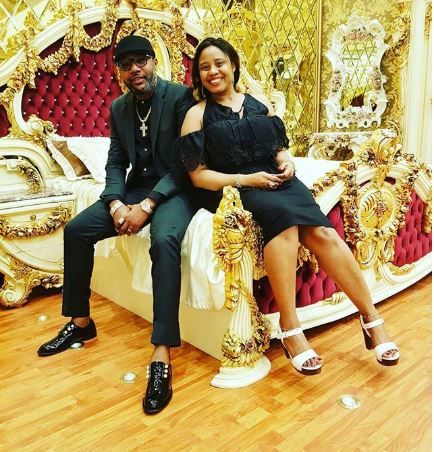 E Money Surprises Wife With Rolls Royce Phantom Car As Christmas Gift Photos