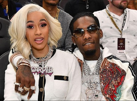 Cardi B's Husband, Offset Begs Her For Forgiveness In Emotional Video