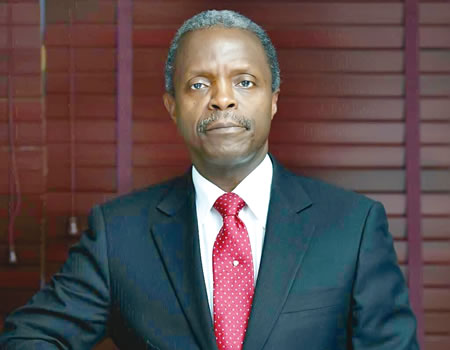 My Hair Was Not This Grey When I Started Out In 2015 - VP Osinbajo
