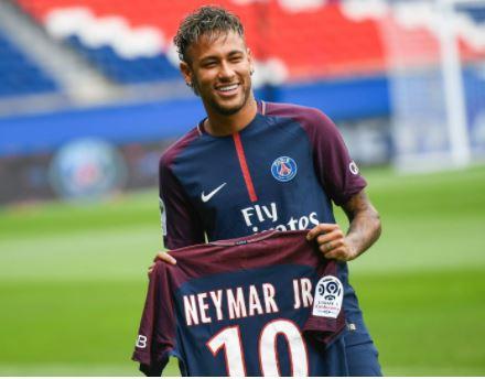 Mourinho Goes After PSG's Neymar Jr