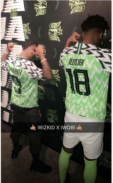 147e7dcc21b The designs will ignite memories of the patterned Adidas jersey the Super  Eagles wore at the 1994 Africa Cup of Nations in Tunisia and their first World  Cup ...