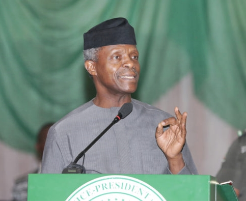 Why We Can't Deliver On Our Promises - VP Yemi Osinbajo
