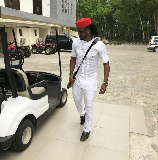 Drama As Paul Okoye Blasts Fan Who Called Him A Stingy Man On Instagram (Photo)