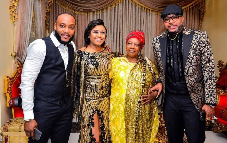 Kcee E Money S Wife Mum And
