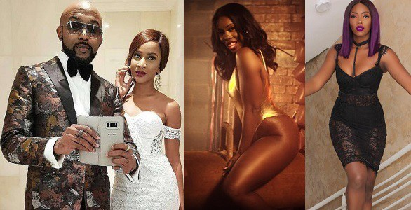 Banky W Asks Wife's Permission To Like A Hot Photo Of Tiwa Savage... See Her Response